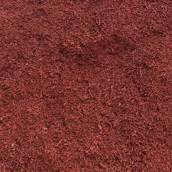 Red Hardwood Mulch bulk